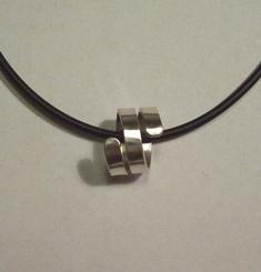 Zilver hanger